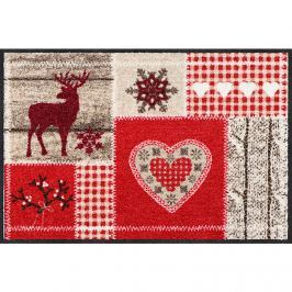 Salonloewe Fußmatte ´´Christmas Patch´´