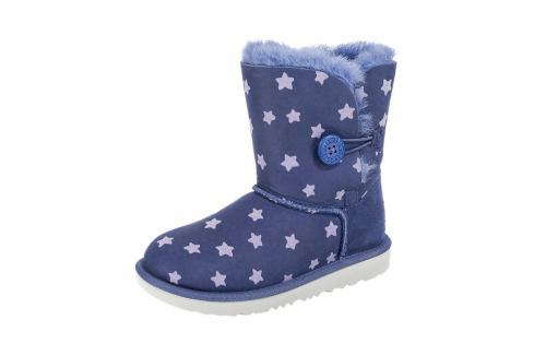 Winterstiefel Bailey Button II Stars Gr. 29 Mädchen Kinder